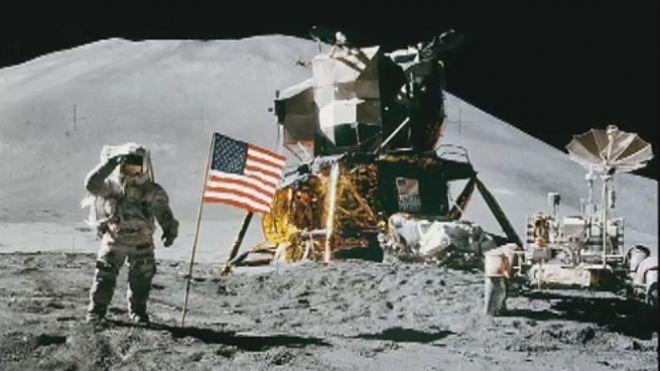 Temporada 2 Programa 38 - Las imágenes perdidas de la NASA