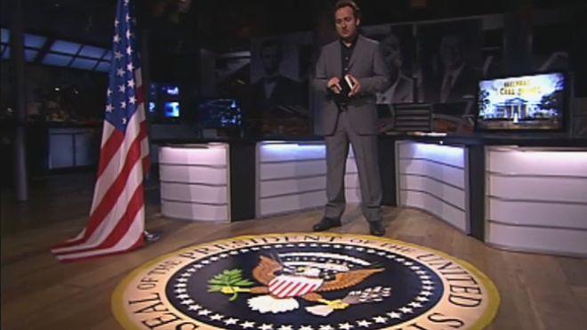 Temporada 3 Programa 121 - Leyendas de la Casa Blanca | Cuarto ...