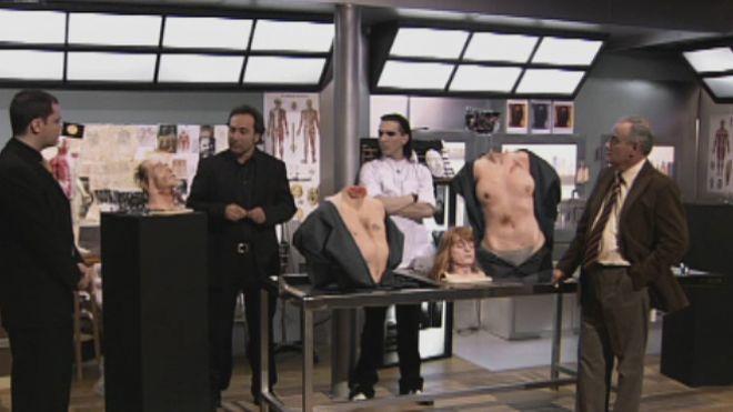 Temporada 3 Programa 92 - El código del asesino