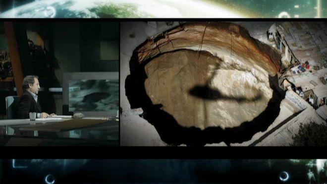 Temporada 6 Programa 215 - Agujeros en la Tierra | Cuarto ...