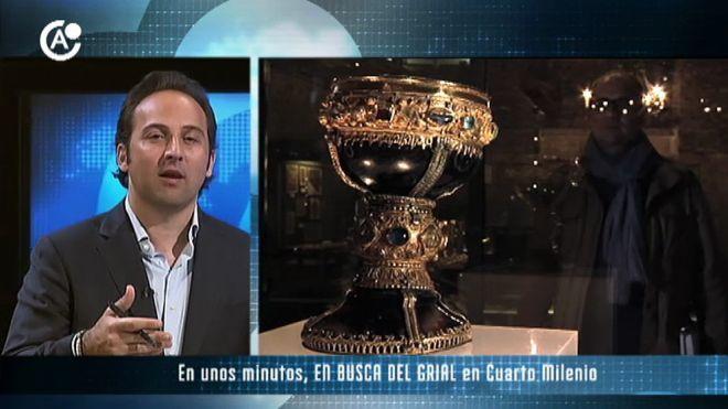 Temporada 9 Programa 363 - El Santo Grial | Cuarto Milenio | Mitele ...