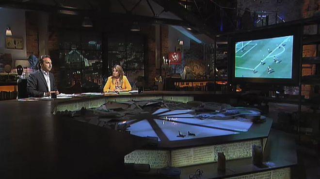 Temporada 9 Programa 372 - La guerra del fútbol | Cuarto Milenio ...