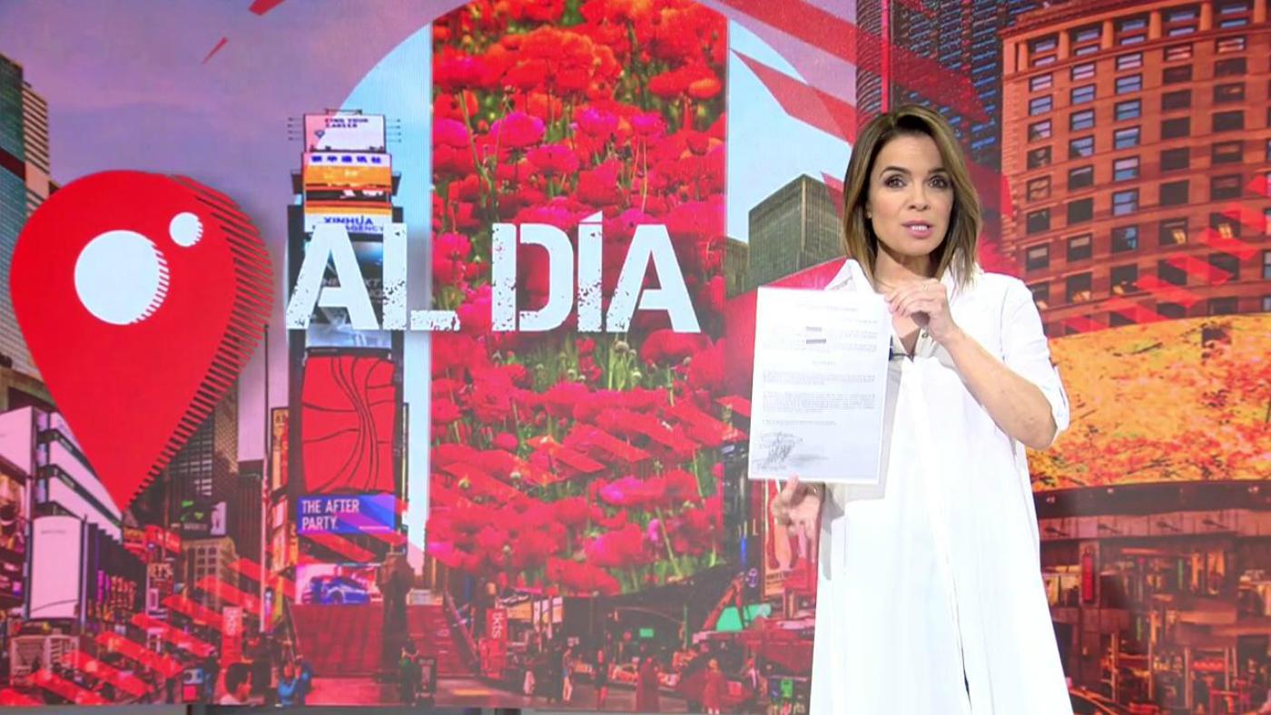 2019 Mediodía 25/06/2019 - Vox saca a la luz el pacto con el PP