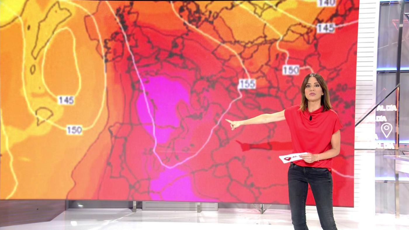 2019 Mediodía 26/06/2019 - La ola de calor ya inunda España