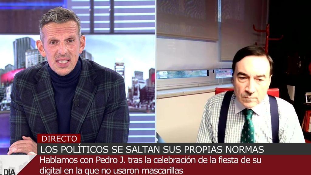 Diario El padre de Mónica y Pedro J. Ramírez - Diario 27/10/2020