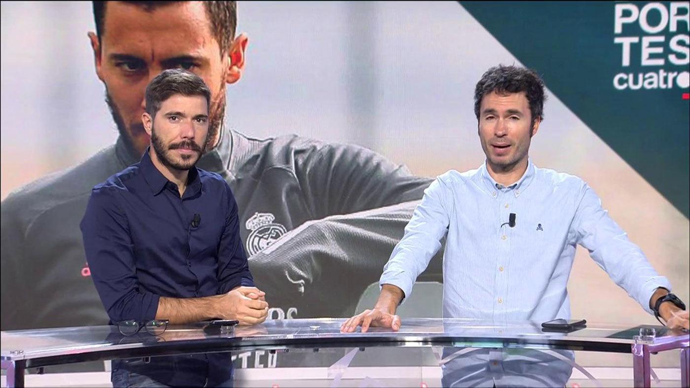 Noche Con Pablo Pinto y Luis García - Noche 25/10/2020
