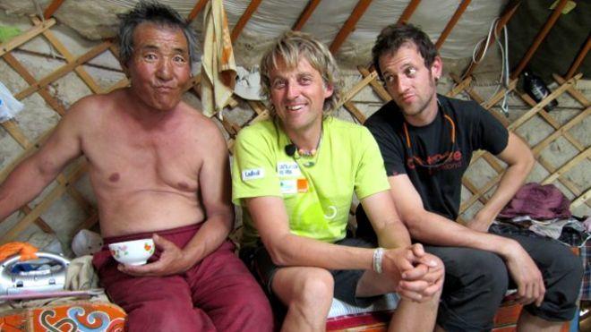 Temporada 5 Programa 46 - Mongolia: Edu Soto, colgado en el Gobi