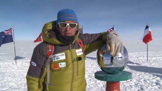 Temporada 5 Programas 47 y 48 - Jesús Calleja en la Antártida