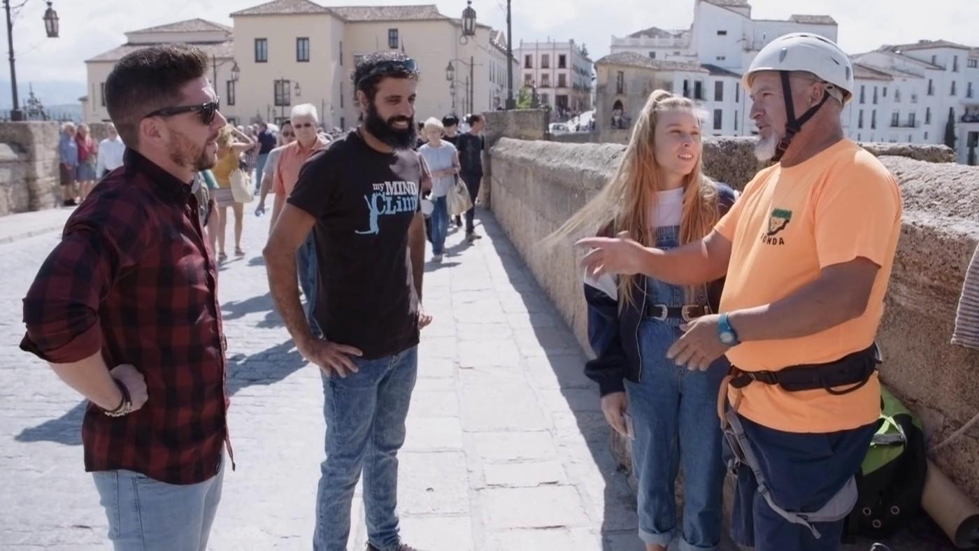 Temporada 1 Programa 4 - Nuevos pretendientes para Rocío y Yasmín