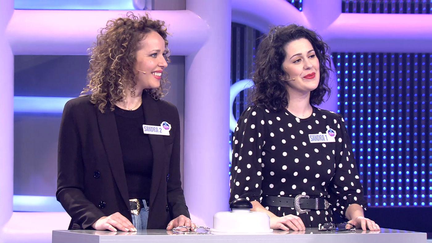 Temporada 1 Programa 358 - Sandra María y Sandra Almudena