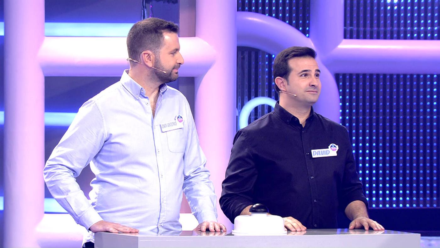 Temporada 1 Programa 375 - Juan Antonio y David