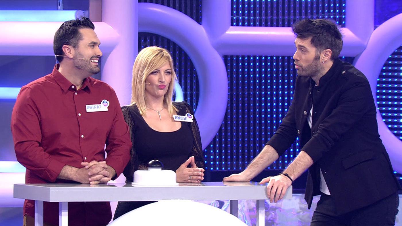 Temporada 1 Programa 382 - Angie y Mario