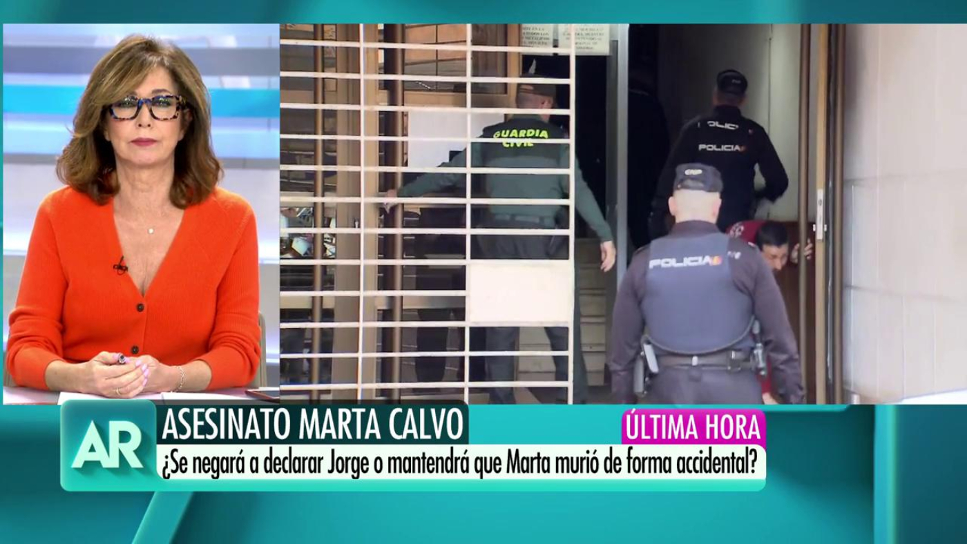 2019 Progr. 3.735 - Jorge, presunto asesino de Marta Calvo,  declara ante el juez