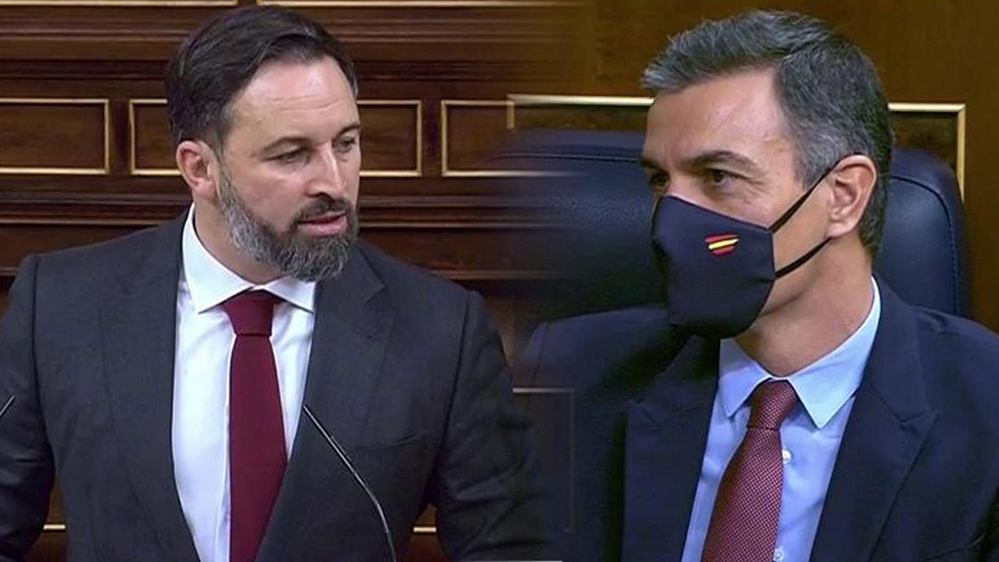 2020 Progr. 3954 - La moción de censura de Vox a Pedro Sánchez