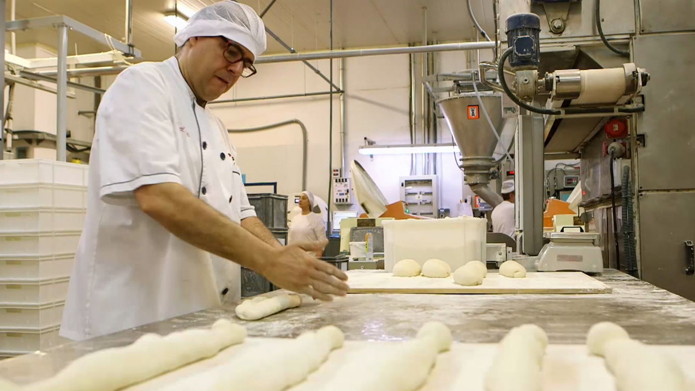 Temporada 2 Programa 28 - Constructores y la calidad del pan