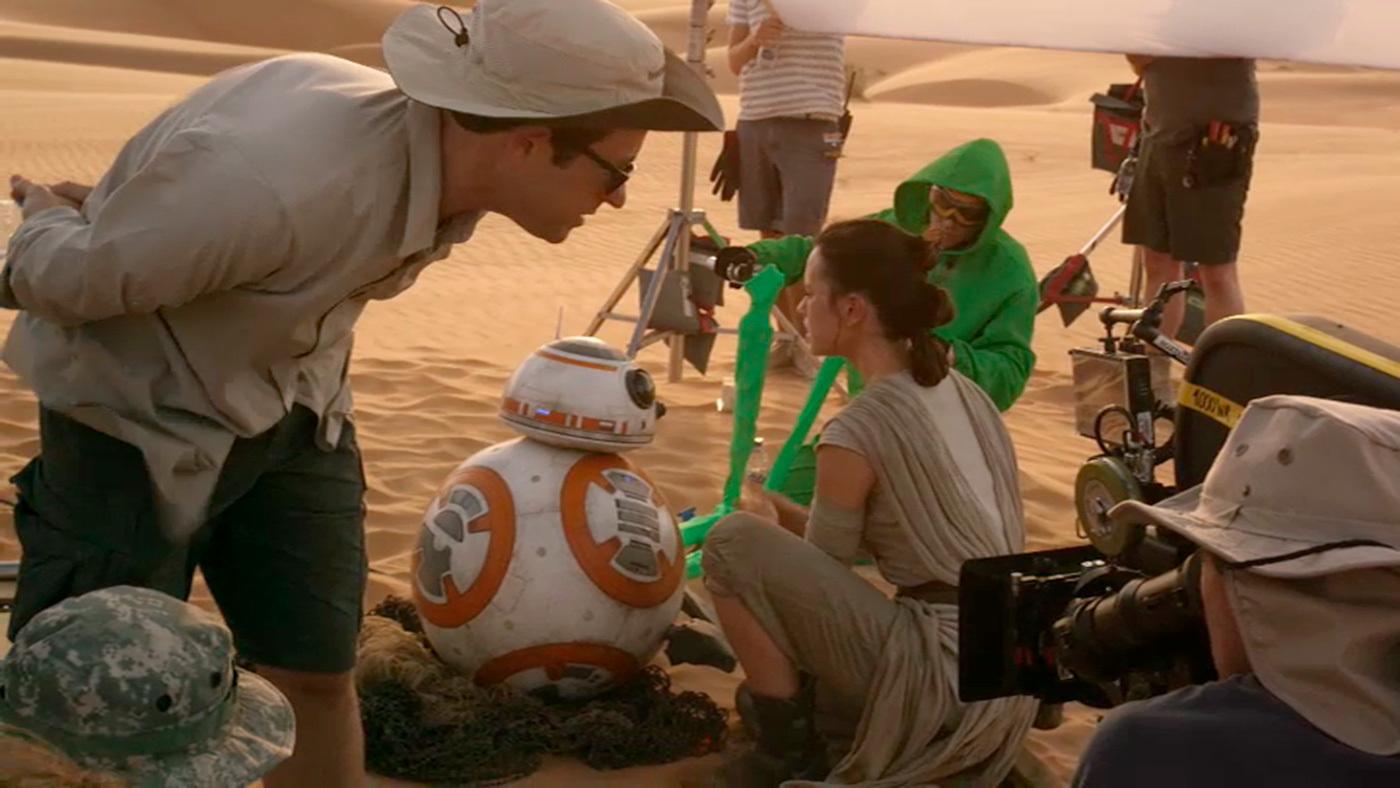Contenidos Un pequeño droide con mucha personalidad - Construyendo a BB-8