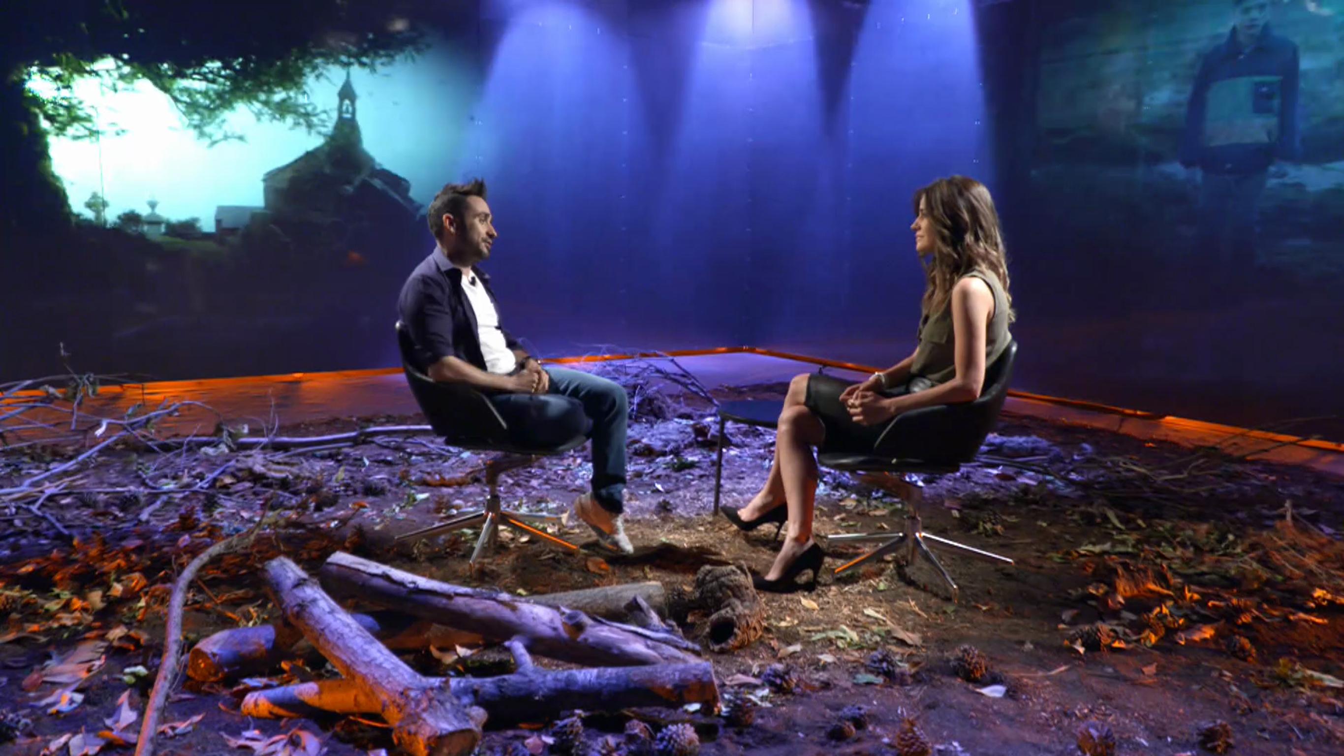 Temporadas y episodios Entrevista a Juan Antonio Bayona - Entrevista a J.A. Bayona