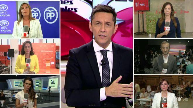 Temporadas y episodios Especial 26-J: Re-Elecciones Generales - 26-J: Re-Elecciones Generales
