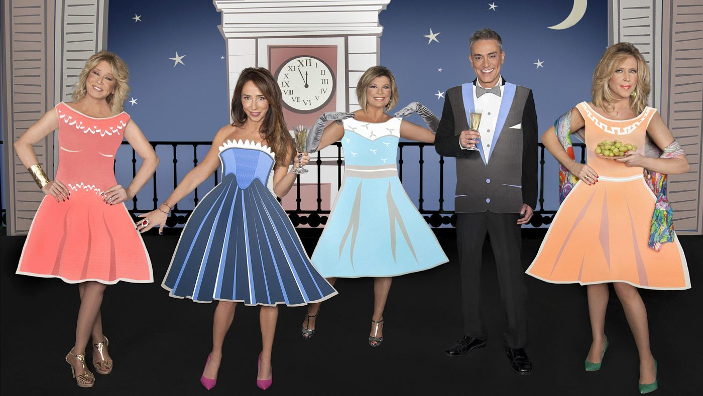 Temporadas y episodios Sálvame despide el año por todo lo alto - Sálvame Stars