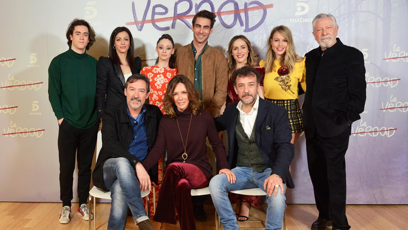 Temporadas y episodios Todo sobre 'La verdad', la nueva serie de Telecinco - Presentación de 'La verdad'