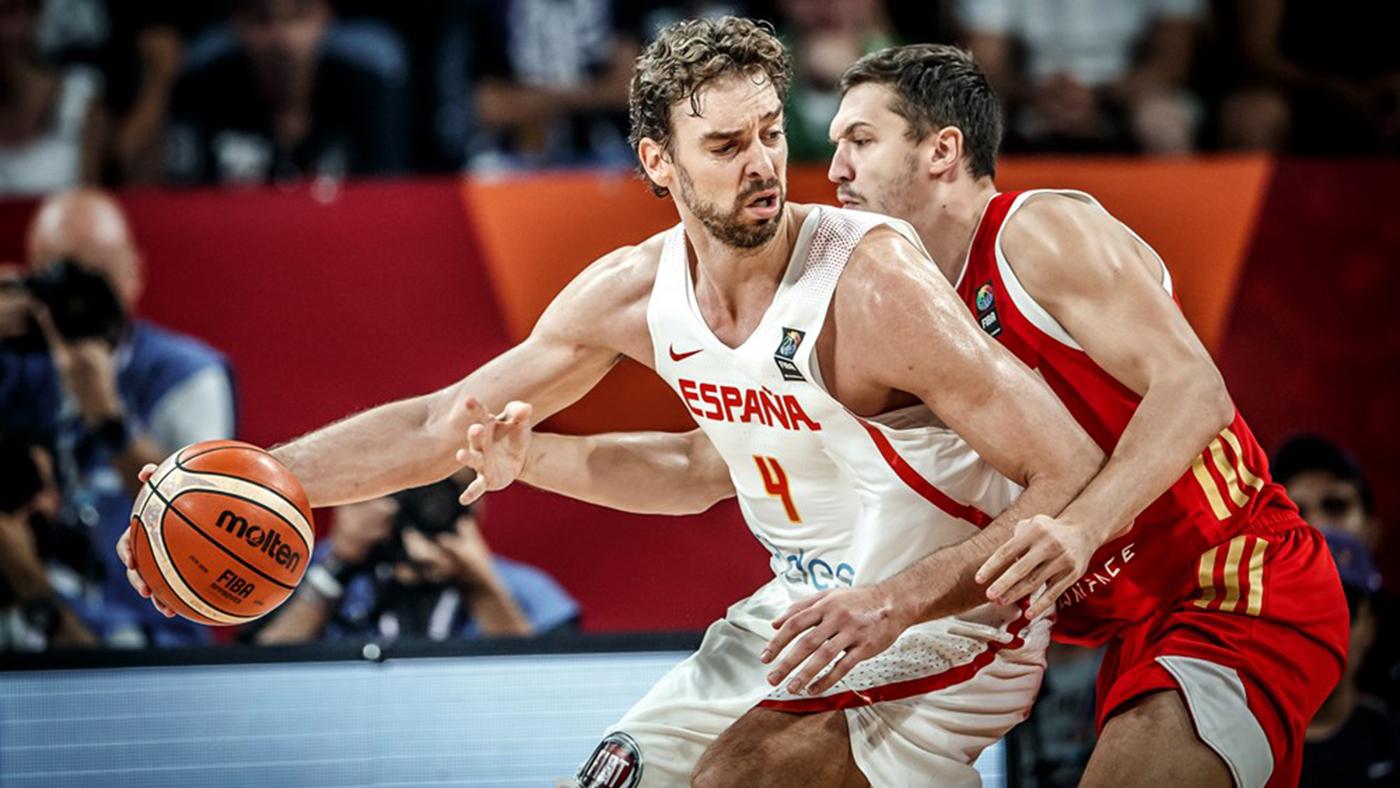 Final y final consolación España - Rusia - España - Rusia