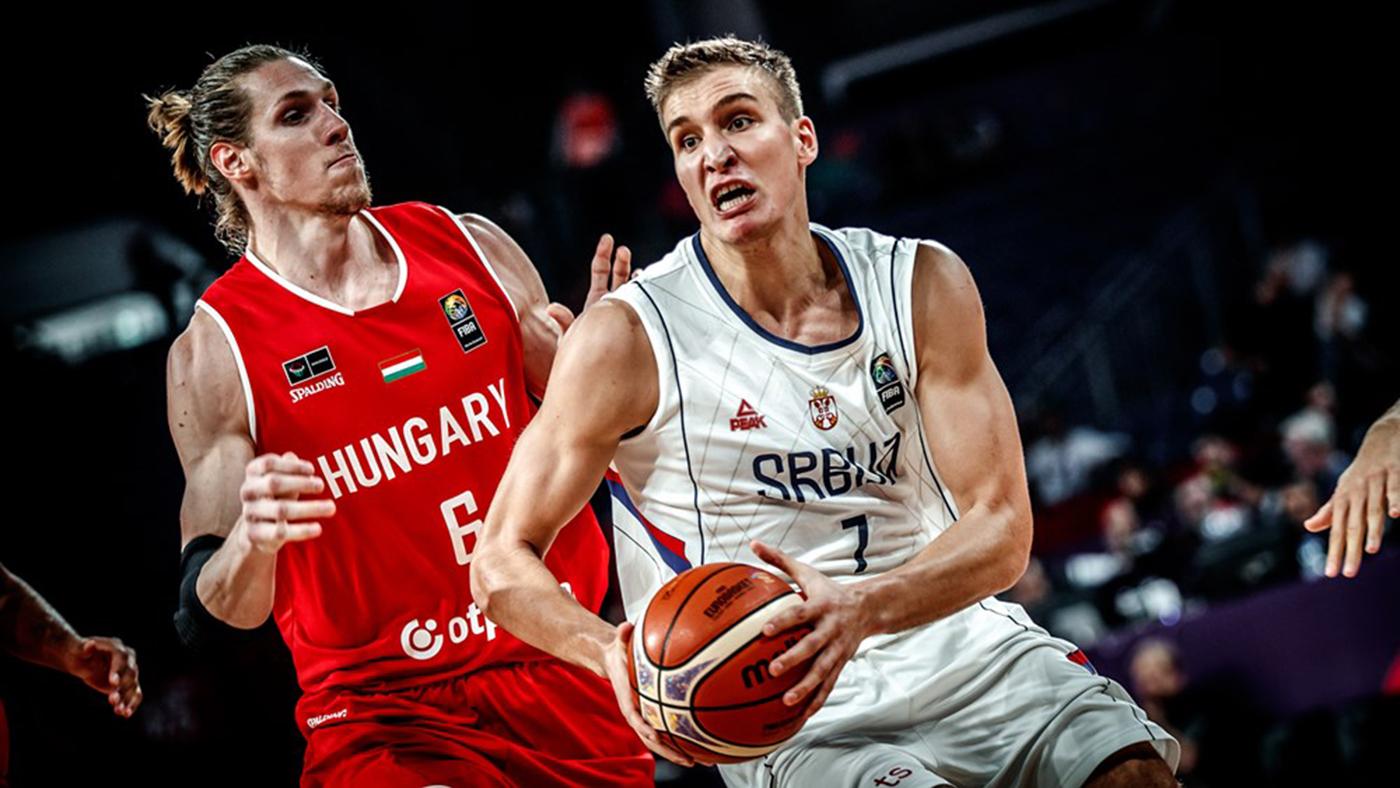 Octavos de final Serbia - Hungría - Serbia - Hungría