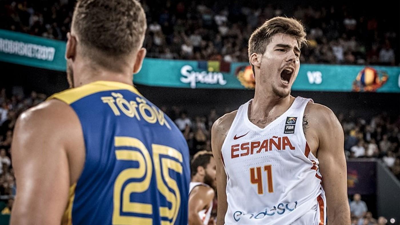 Primera fase España - Rumanía - España - Rumanía