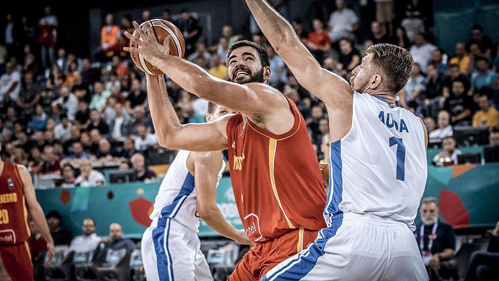 Primera fase Rep. Checa - Montenegro - Rep. Checa - Montenegro