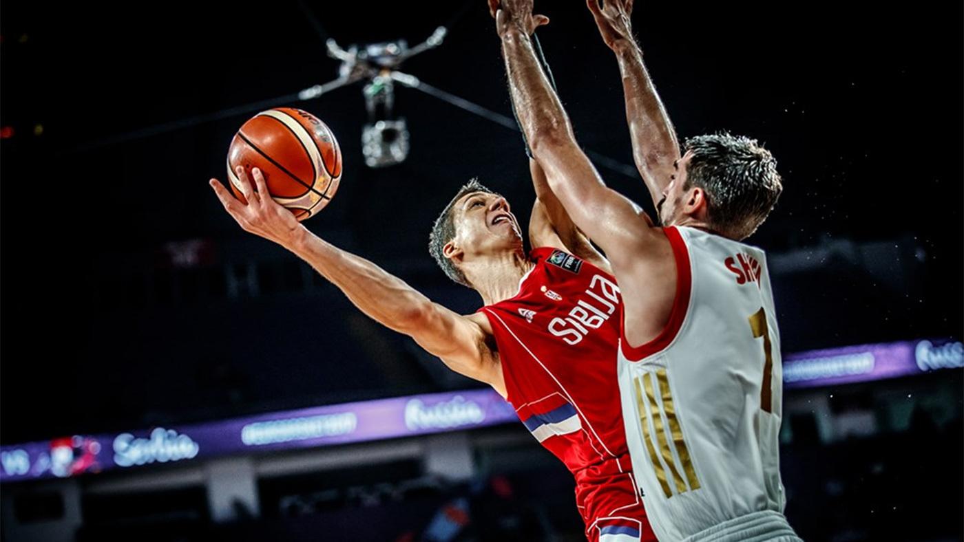 Semifinales Rusia - Serbia - Rusia - Serbia