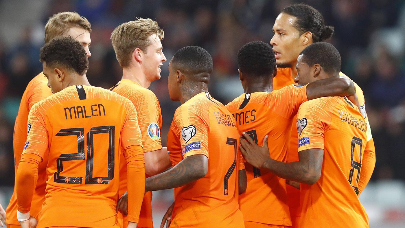 Fase de clasificación Irlanda - Holanda - Jornada 9 Grupo C
