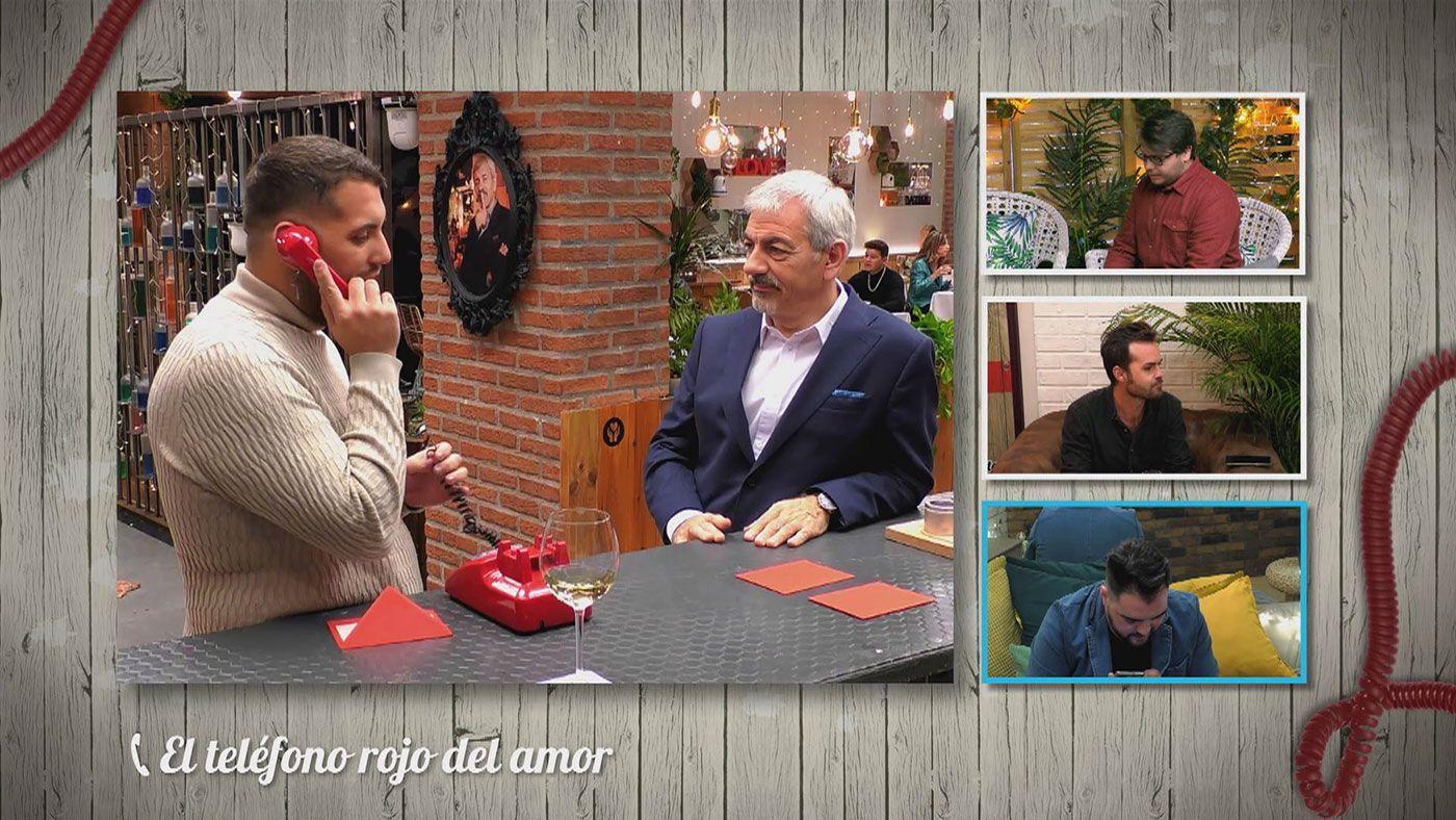 Temporada 4 Programa 1215 - El teléfono rojo del amor