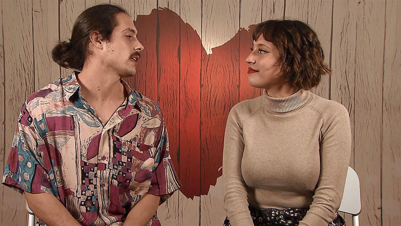 """Top Vídeos Ana deja a Sergio a cuadros: """"Yo no sé lo que es un shawarma, eso andaluz no es"""" - Top Vídeos 29/04/2021"""