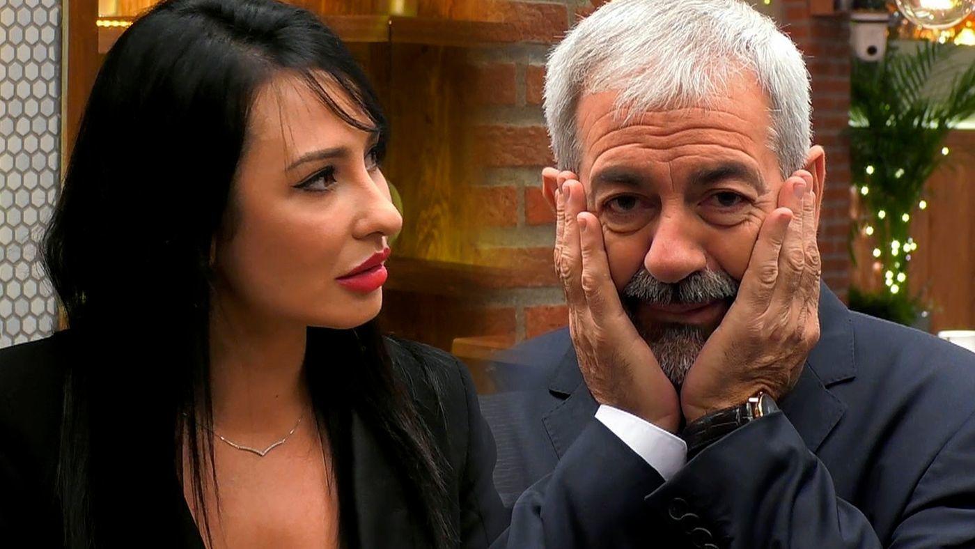 Top Vídeos Carlos Sobera se lleva un 'zasca' de Iciar nada más conocerla - Top Vídeos 22/04/2021