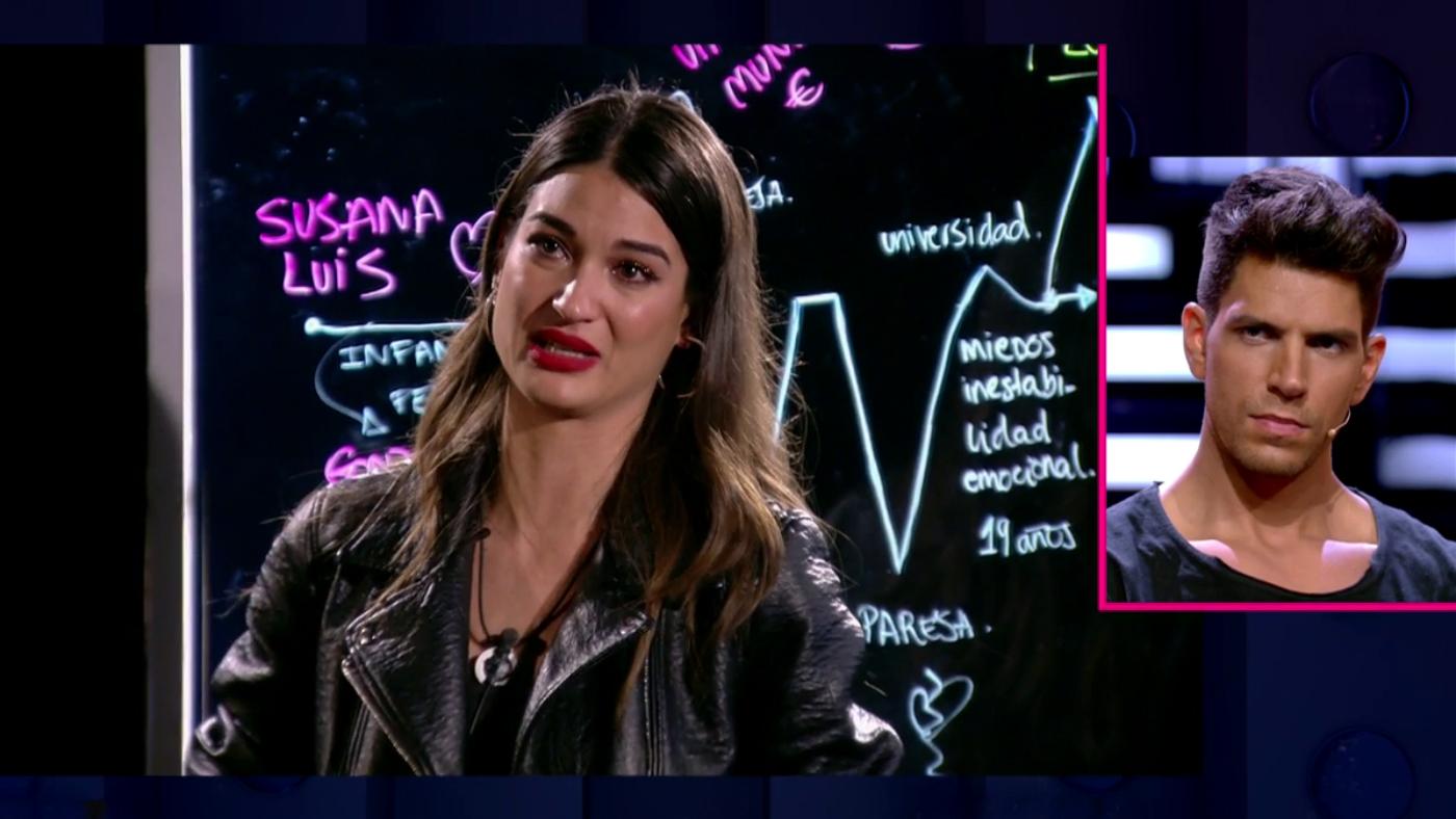 Límite 48 horas Estela habla de su aborto y del episodio más dramático en la vida de Diego Matamoros - Límite 48 horas 11 GH VIP 7
