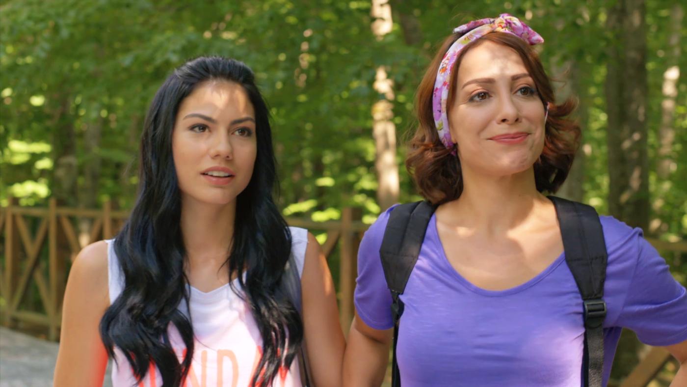 Temporada 1 Episodio 14 - La excursión por el bosque