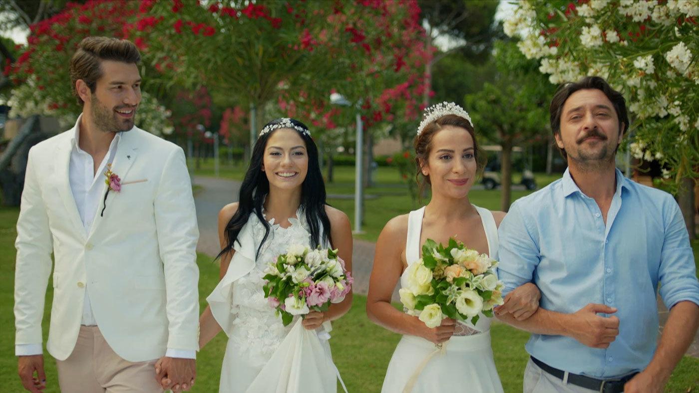 Temporada 1 Episodio 90 - La boda perfecta