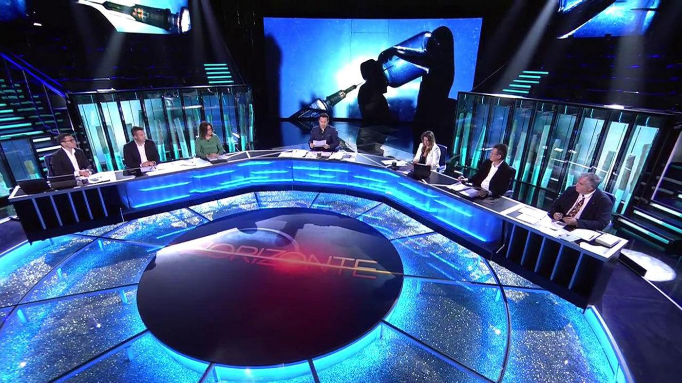 Temporada 1 Horizonte 03/02/2021 - La peligrosidad del covid con la aparición de las nuevas cepas