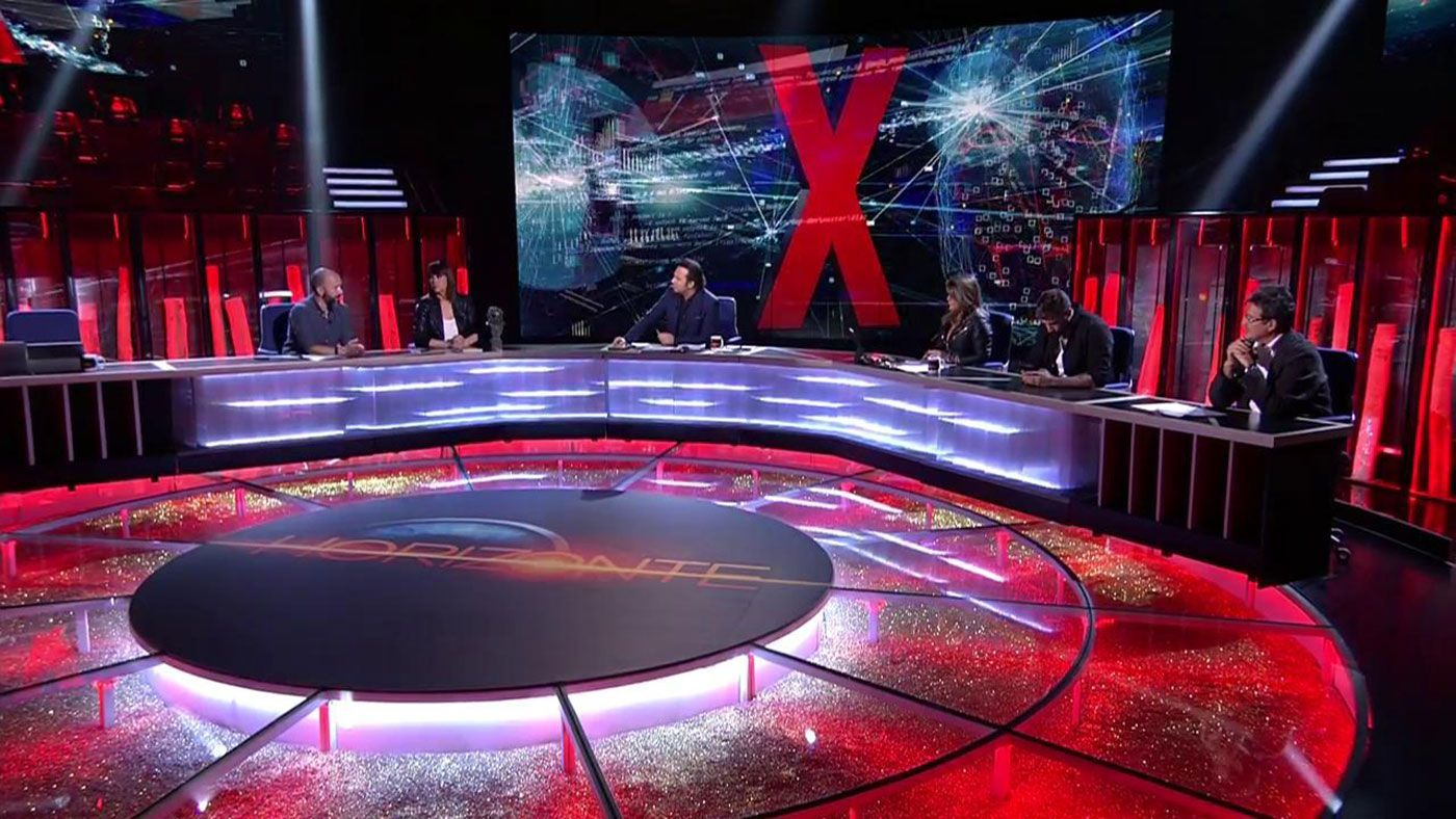 Temporada 1 Horizonte 10/03/2021 - La llamada Guerra X