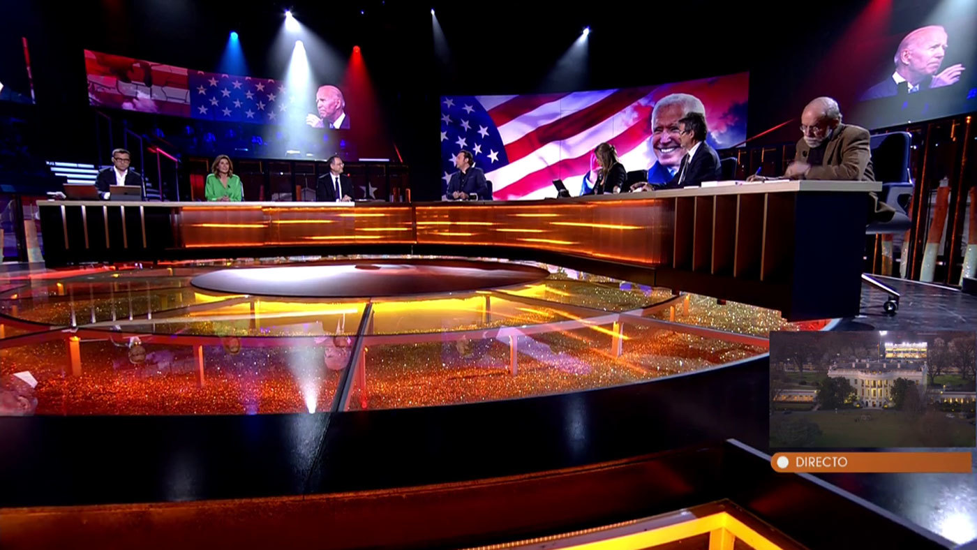 Temporada 1 Horizonte 20/01/2021 - Estados Unidos, en la encrucijada