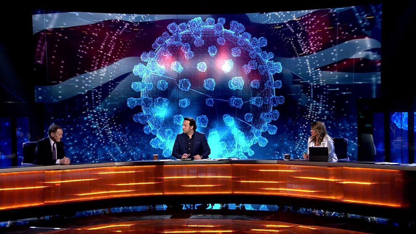 Temporada 1 Horizonte 31/03/2021 - El doctor Camacho nos desvela las claves de la cepa británica