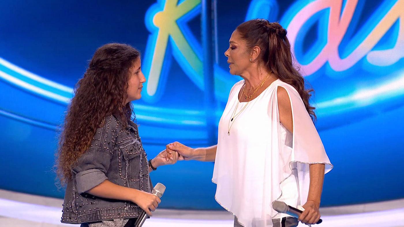 Temporada 1 Programa 5 - La versión de 'Over the rainbow' con Isabel Pantoja