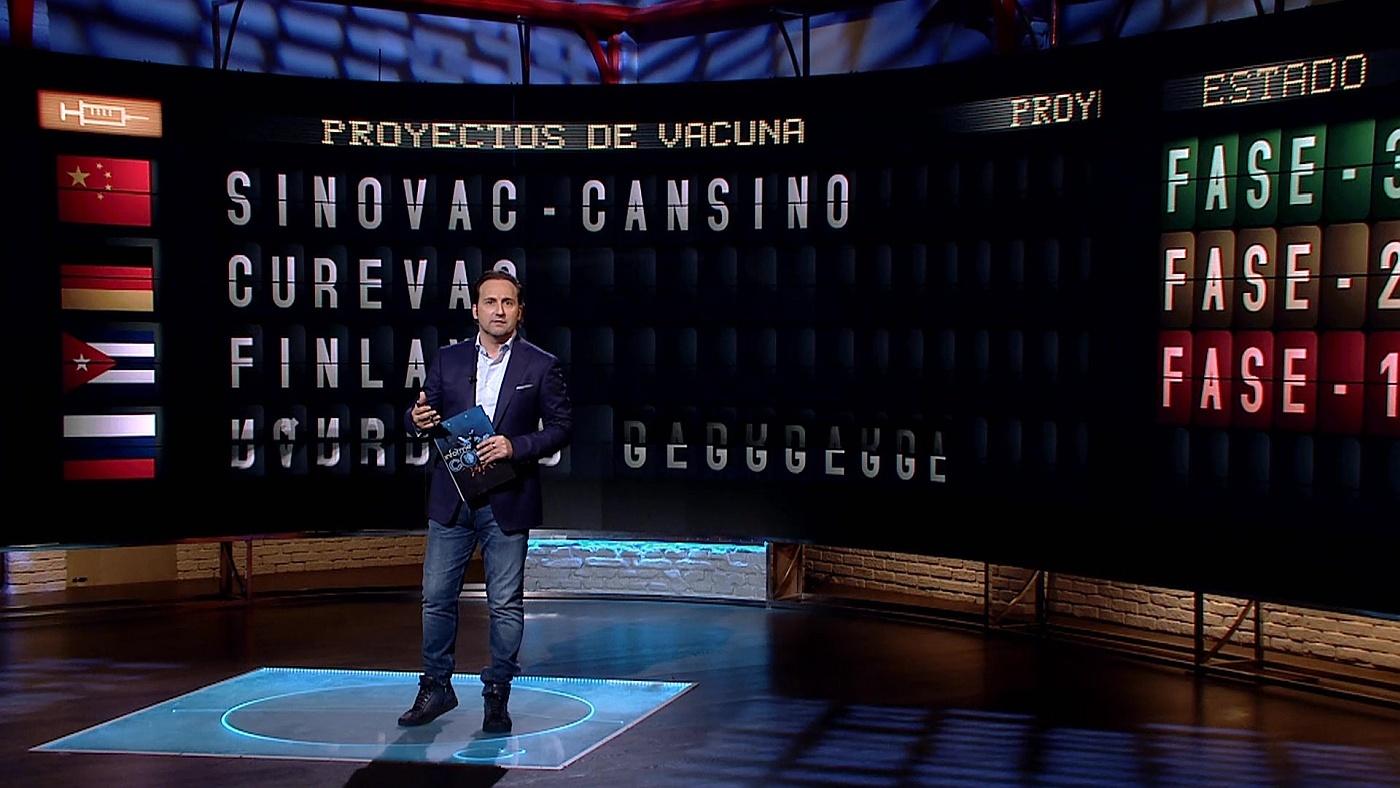 Temporada 1 Informe Covid 08/10/2020 - En busca de la vacuna