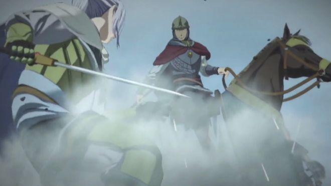 2016 Programa 55 - Arslan the Warriors of Legend