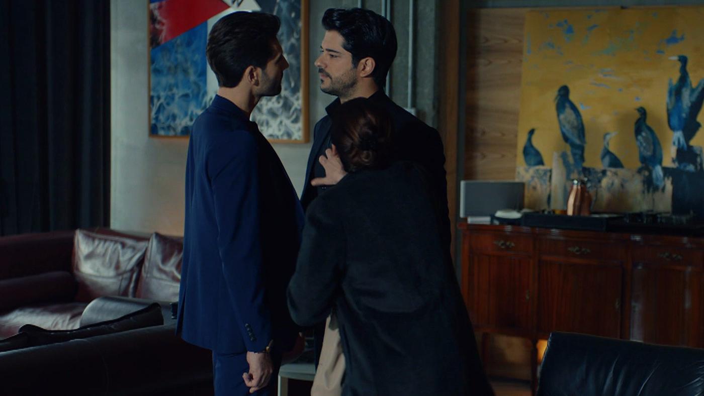Temporada 2 Capítulo 124 - Aumenta la tensión entre Emir y Kemal