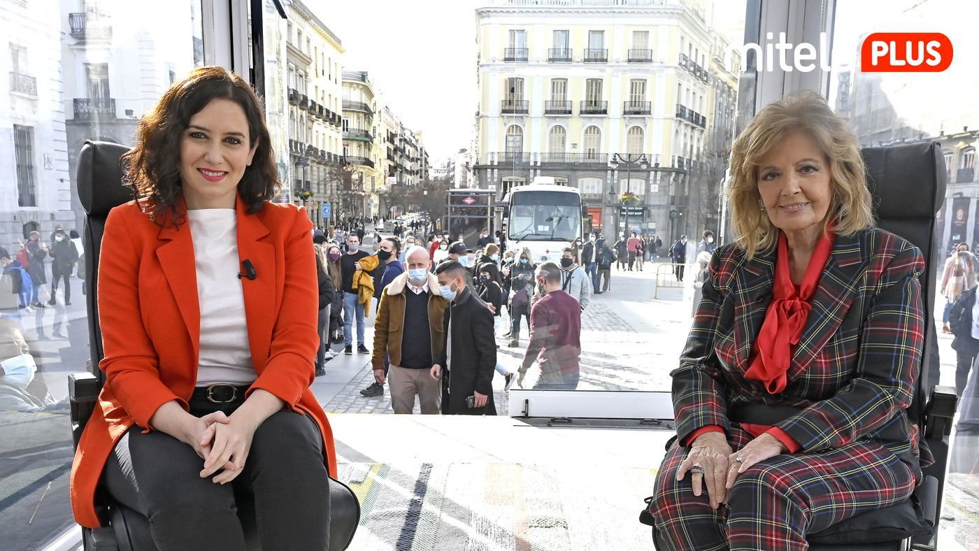 Temporada 1 Programa 1 - Con Isabel Díaz Ayuso