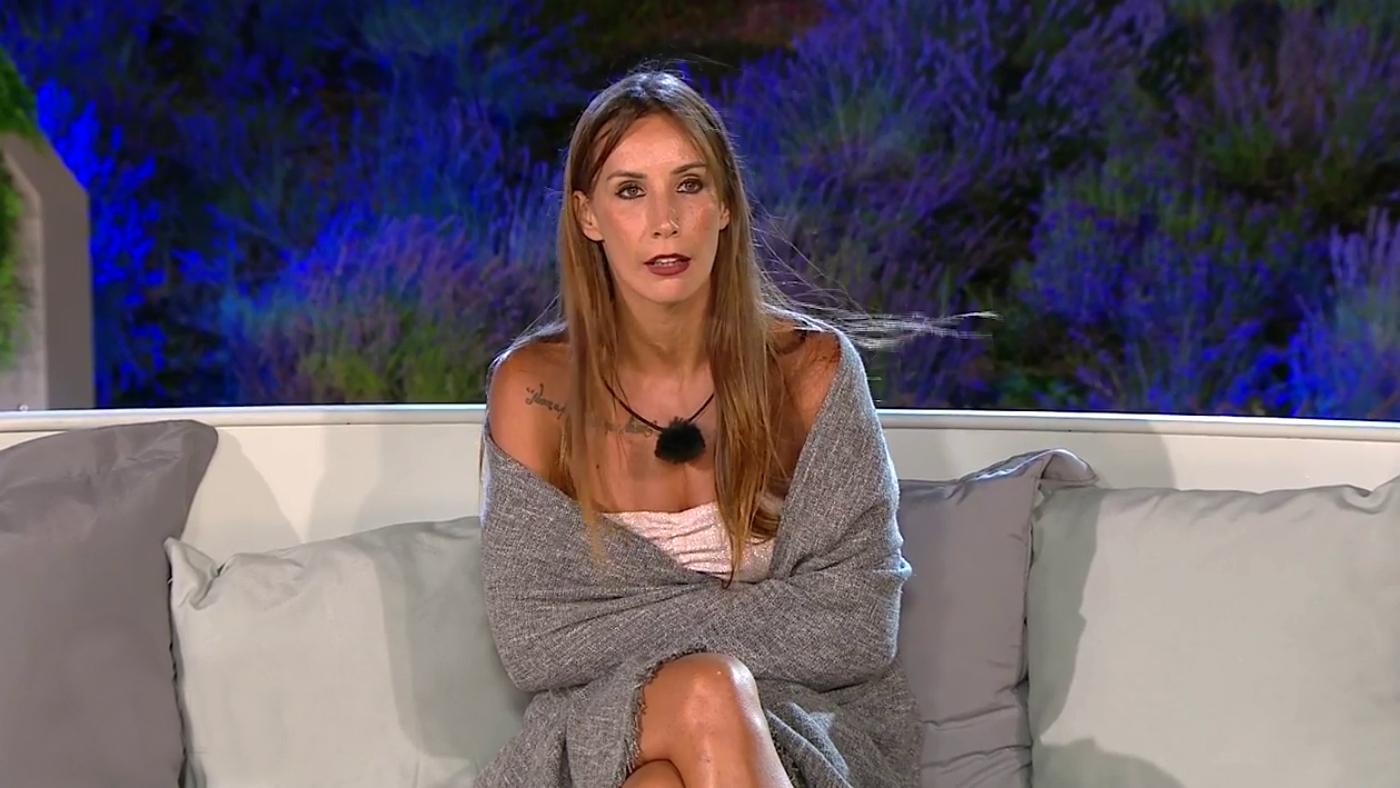 Galas Fani estalla al descubrir las acusaciones de su familia en otros programas - Gala 5