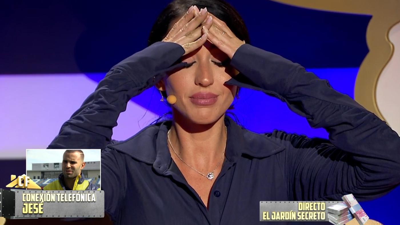 Galas Jesé Rodríguez llama en directo a Aurah y le declara su amor - Gala 9