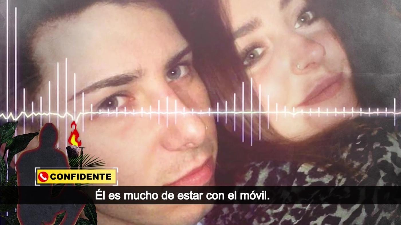 2020 Programa 12 - La relación de Rocío Flores y su novio, en entredicho