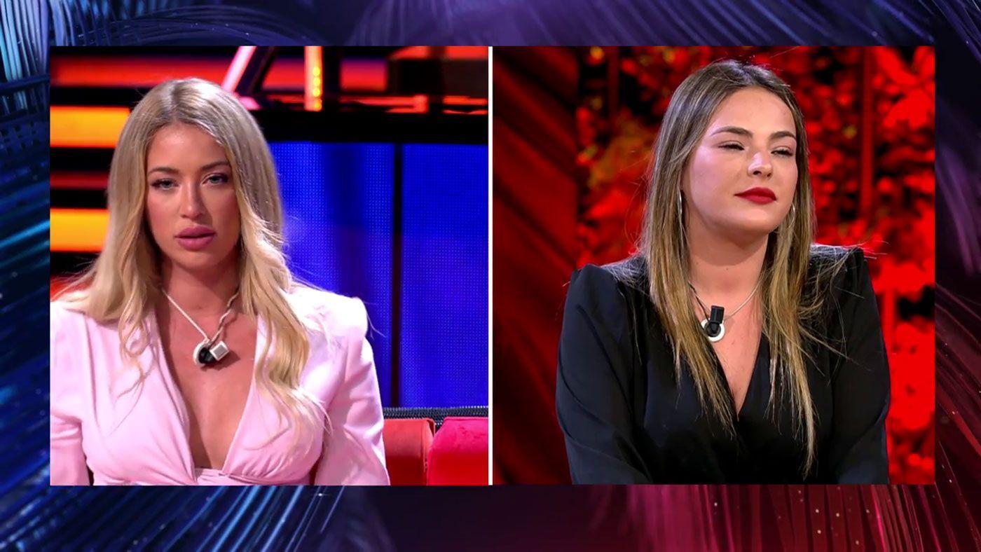 Debates El tenso reencuentro entre Mayka y Marta - Debate 6