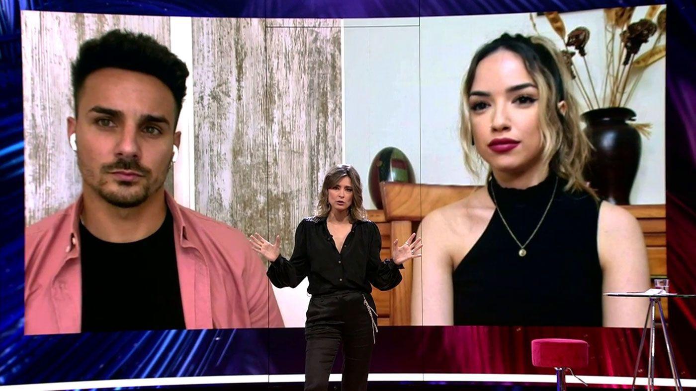 Debates Lucía abre su corazón: de su peor momento con Manuel a sus sentimientos por Isaac - Debate 8